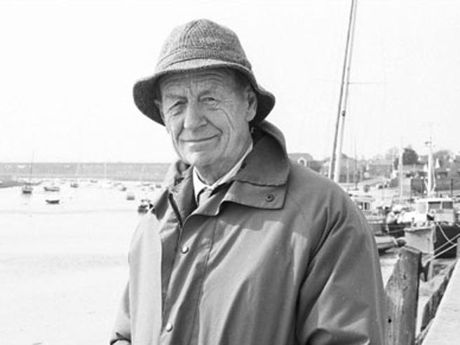 William Trevor: «È il caso che cambia la vita»