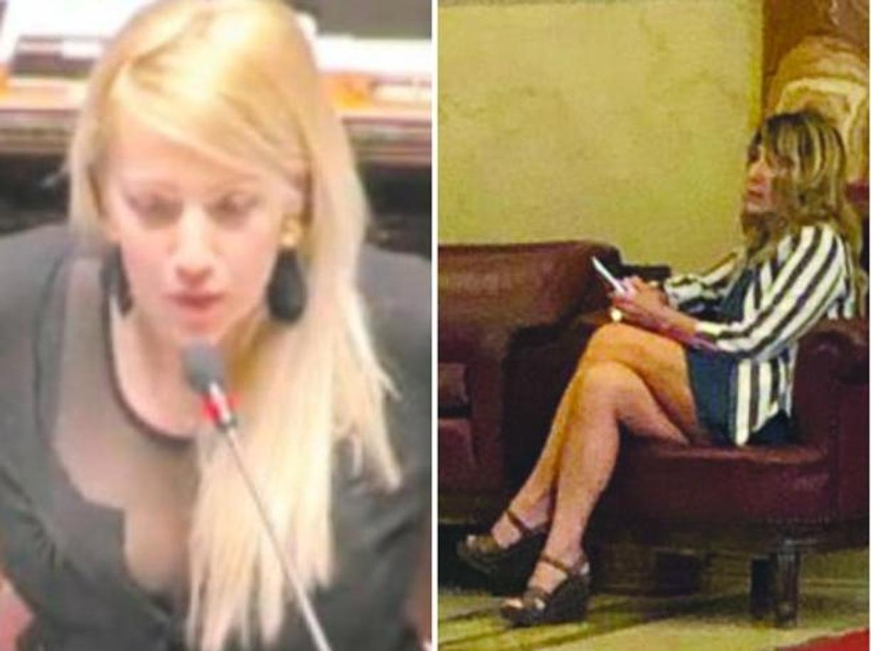 Due delle parlamentari «contestate»