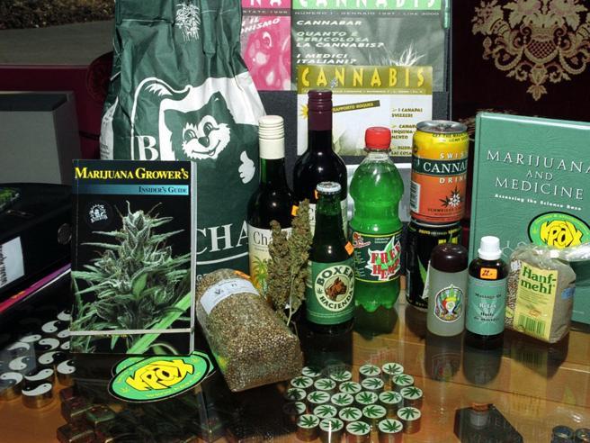 «Sempre reato vendere cannabis light»Consentiti solo prodotti alimentari e cosmetici