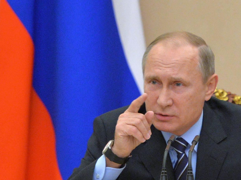 Il potere (non visto)  di Putin in Occidente