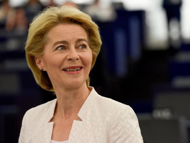 Eletta Ursula von der Leyen: è la prima donna  presidente de