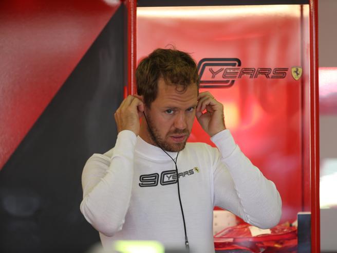 Le ragioni della crisi di Vettel(e la Ferrari non sa cosa fare)