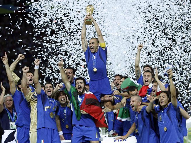 Mondiali 2006, Italia campione che cosa fanno adesso quei giocatori? Quasi tutti allenano, ma hanno vinto pochissimo