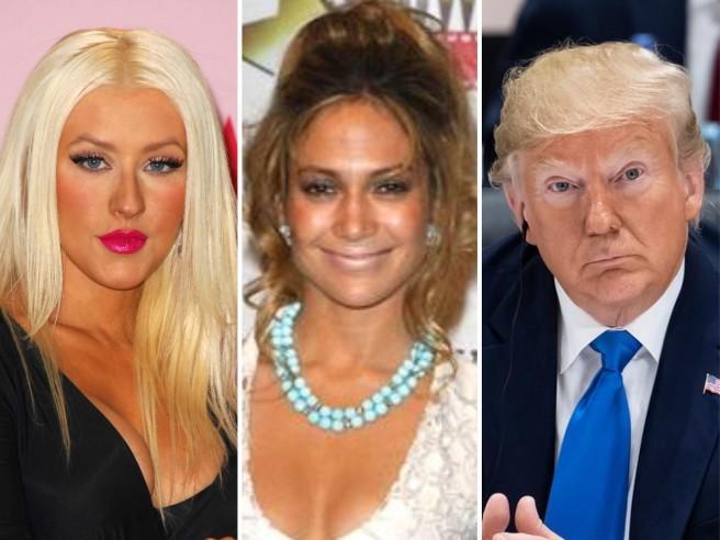 Da Jennifer Lopez a Donald Trump: quando si esagera con l'autoabbronzante