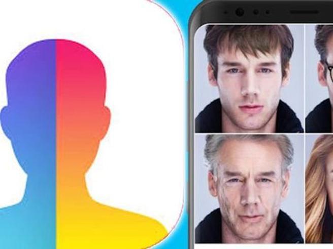 Quella voglia social d'invecchiarsi il viso (solo con una app) che mette a rischio la nostra privacy