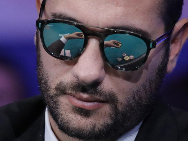 Sammartino con i 6 milioni di dollarivinti  ieri ai mondiali  di Las Vegasha totalizzato premi per oltre 14 milioni Studiava Economia, ora abita in Slovenia