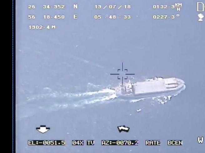 L'Iran sequestra una petroliera britannicaDagli Usa centina