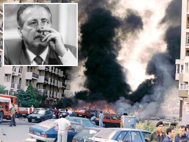 Borsellino, 27 anni fa la strage di via D'Amelio.  Oggi le commemorazioni, la prima volta senza Rita
