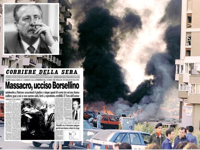 Borsellino, 27 anni fa la strage di via D'Amelio.  Oggi le c