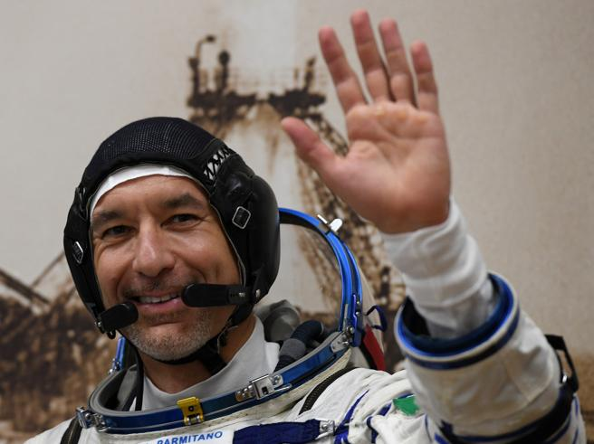 Parmitano nello spazio, iniziata la nuova missione di Astrol