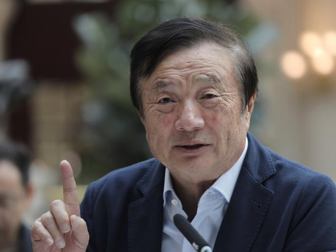 Huawei, parla il numero 1 Ren: «Le vere spie? Sono gli americani. Europa e Cina complementari»