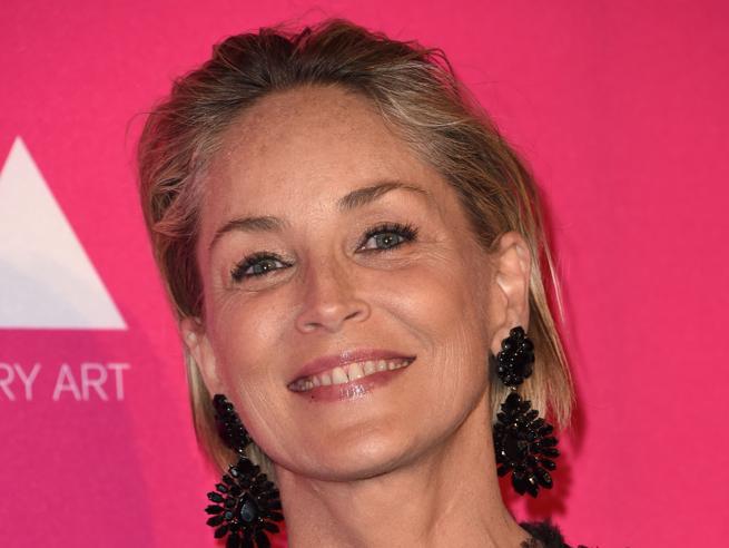 Sharon Stone: «Dopo l'ictus dimenticata come Lady Diana»