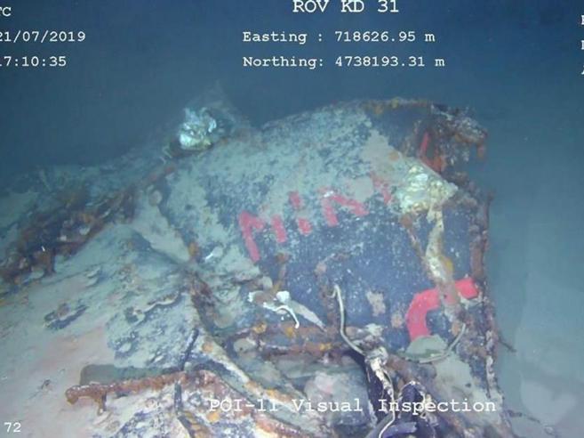 Sottomarino scomparso ritrovato dopo 51 anni: riecco La Minerve