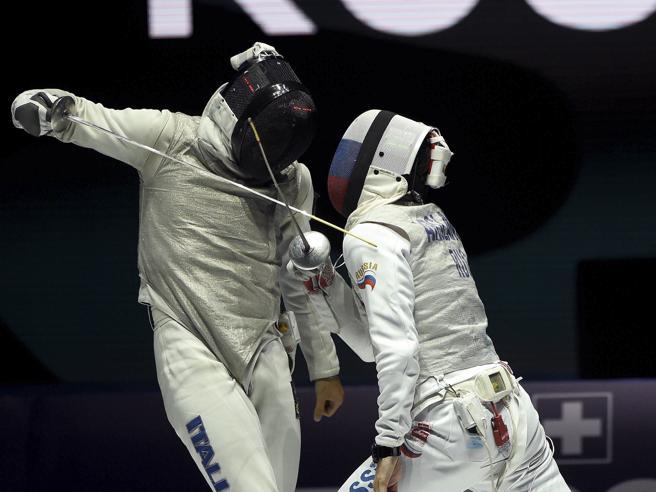 Mondiali di scherma, fioretto uomini di bronzo: niente ori dopo 32 anni
