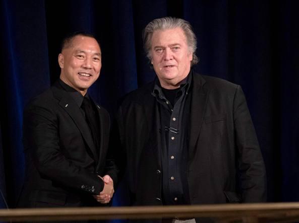 Il dissidente cinese rifugiato in Usa ora è accusato di spionaggio