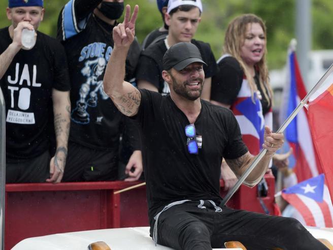 Puerto Rico, il popolo di Ricky Martin contro il governatore