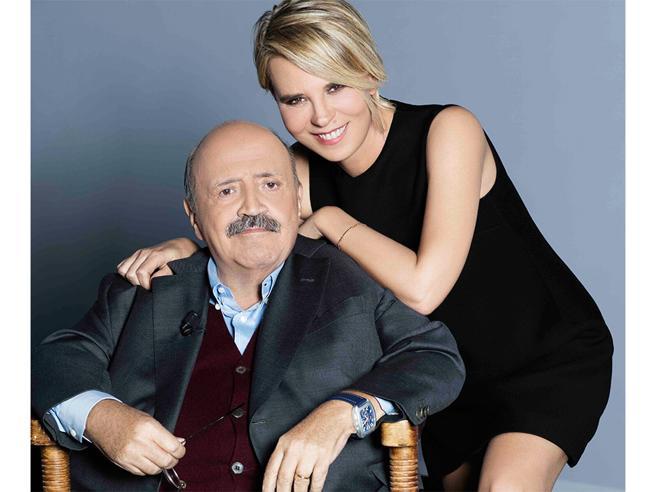 Maria De Filippi e Maurizio Costanzo, un amore che dura da oltre 25 anni
