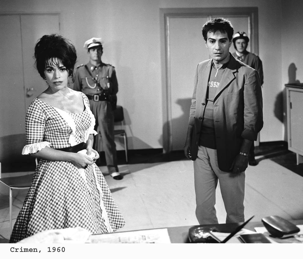 Risultati immagini per crimen 1960