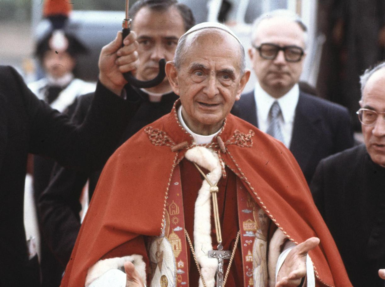 Paolo VI (Ansa)