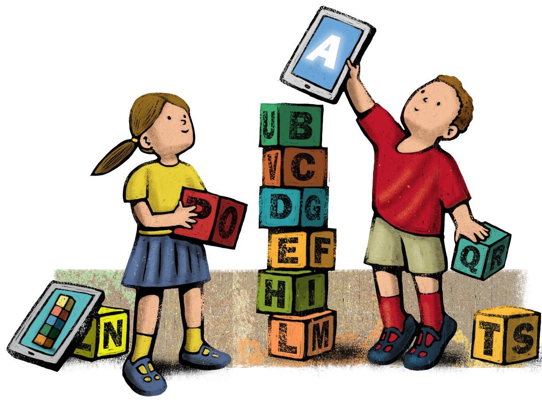 La lezione dei nostri figli:  mai smettere di imparare