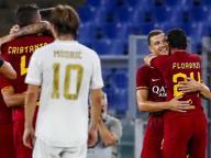 Roma-Real Madrid 7-6 dopo i calci di rigore: Dzeko in gol nei tempi regolamentari