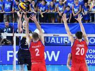 Volley, l'Italia fa l'en plein: anche gli uomini a Tokyo, 3-0 alla Serbia