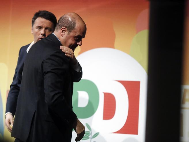 Renzi considers split from PD in bid to form new government