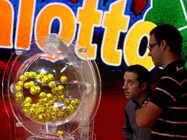 Superenalotto, vincita record  Estratto a Lodi il «6»da oltre 209 milioni