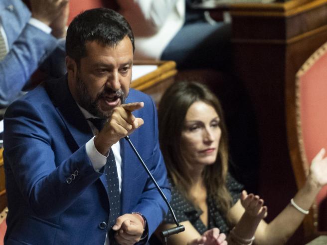 Il no del Senato mette in forse le certezze di Salvini