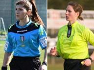 I due arbitri donna italiani oggetto di sessismo ospiti dell'Uefa a Liverpool-Chelsea