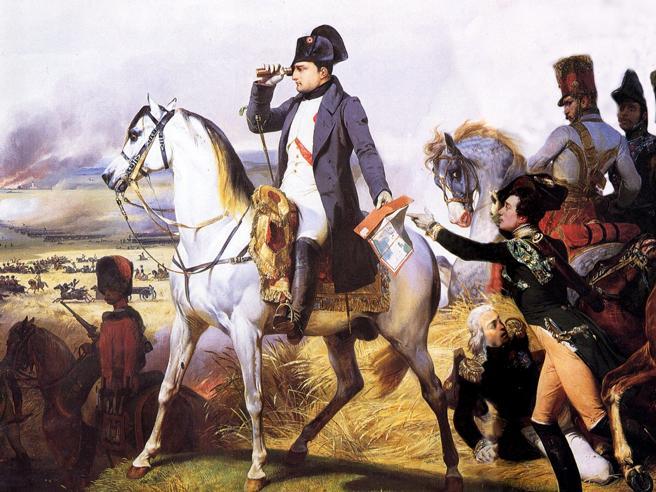 Napoleone Bonaparte 250 anni dopoErdogan e Putingli emuli attuali Foto