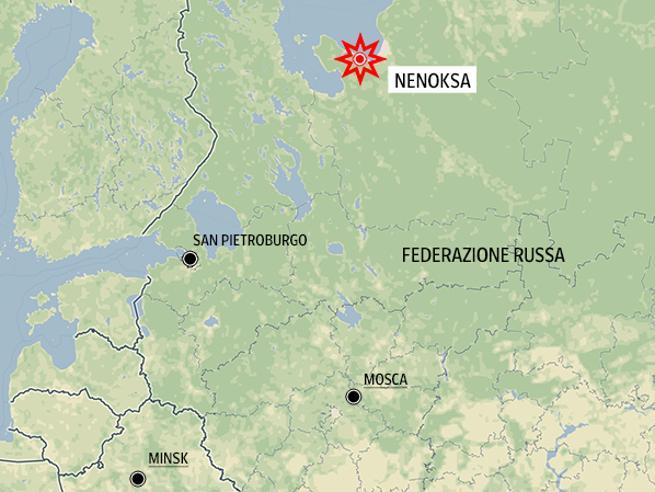Esplosione nucleare in Russia, rilevate radiazioni 16 volte superiori alla norma