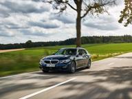 Nuova Bmw Serie 3 TouringSpaziosa, sportiva e tecnologica