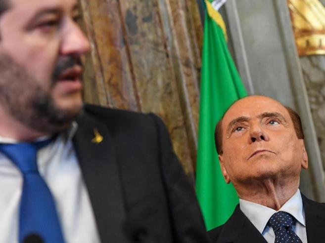 Berlusconi e i dubbi sulla Lega: ha fatto mosse azzardateLo sfogo di Giorgetti: «Per mesi ho detto di staccare...»