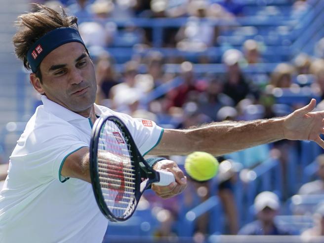 Cincinnati, Federer eliminato a sorpresa dal numero 70 del mondo