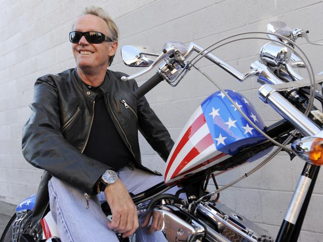 Peter Fonda morto a Los Angeles, la star di «Easy Rider» aveva 79 anni