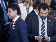 E sui social Conte per la prima volta «straccia» il suo ministro Salvini