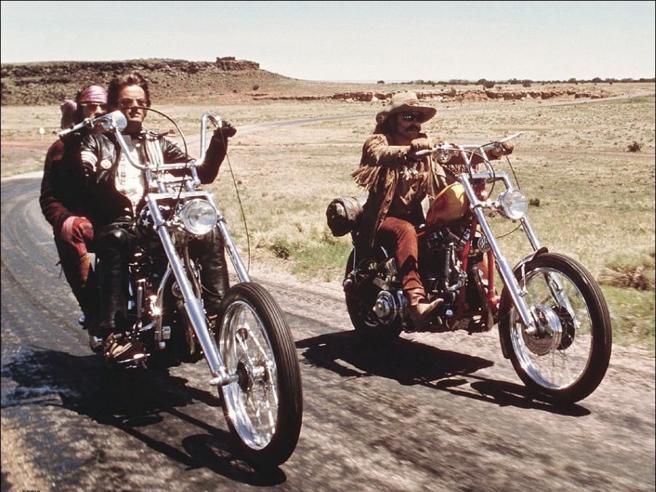 Peter Fonda ed «Easy Rider», dalla costola rotta alla marijuana sul set