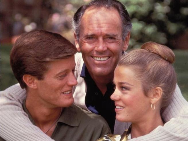 Peter Fonda: dal padre Henry alla figlia, storia di una famiglia di attori
