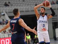 Basket, Italia-Serbia 64-96: secondo tracollo dopo la sconfitta con la Grecia