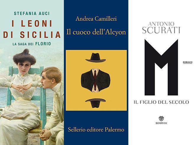 Su «la Lettura» i libri dell'estate Trionfo Camilleri     Il podioLe  scelte dei lettori sui social