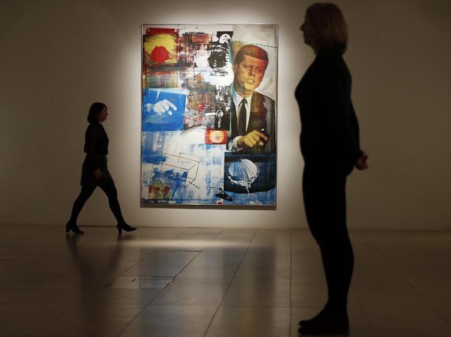Opere in fuga dal Regno Unito: le gallerie pronte all'«Artexit»