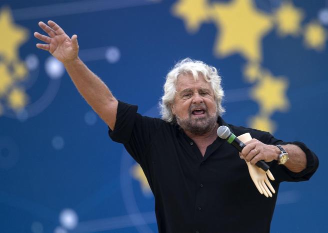 Vertice M5S da Grillo: «Salvini non è interlocutore credibil