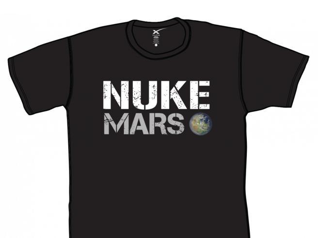 l'idea di Musk per rendere il pianeta abitabile