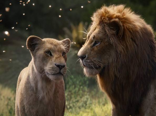 Doppiaggio re leone