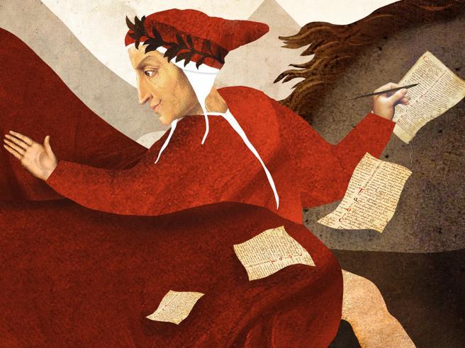 Dante, un stella globale (e pop) Lo speciale sul Dantedì