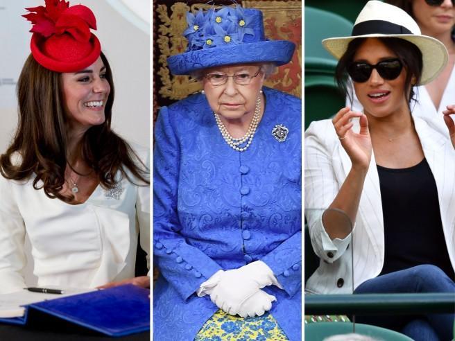 La regina Elisabetta ancora la più amata dai sudditi: un sondaggio di popolarità la rimette sul trono. Assieme a Kate ma senza Meghan