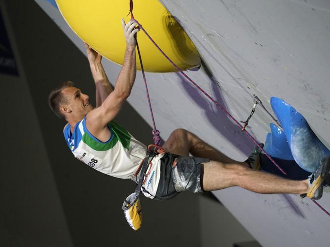 Tokyo 2020: Ludovico Fossali è il primo italiano a qualificarsi per i Giochi nell'arrampicata