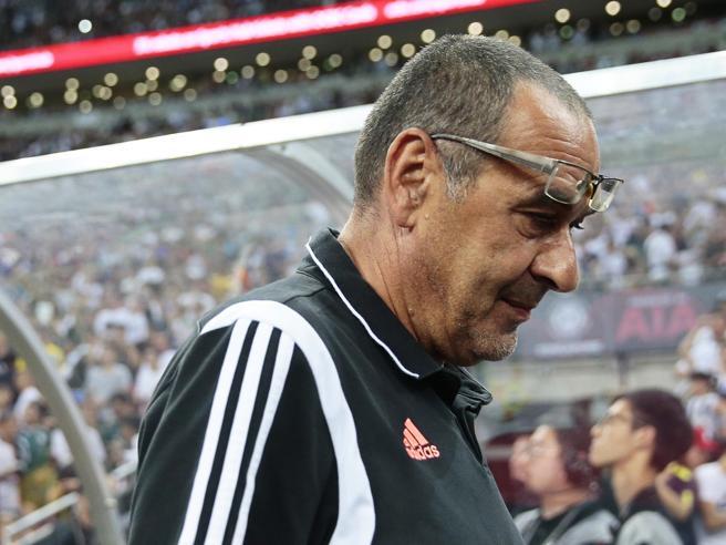 Sarri rischia di saltare Parma e Napoli e anche la rivoluzione del gioco alla Juventus dovrà attendere