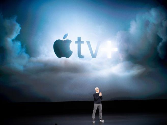 Apple Tv + arriva negli Usa a novembre (e costerà 10 dollari al mese)